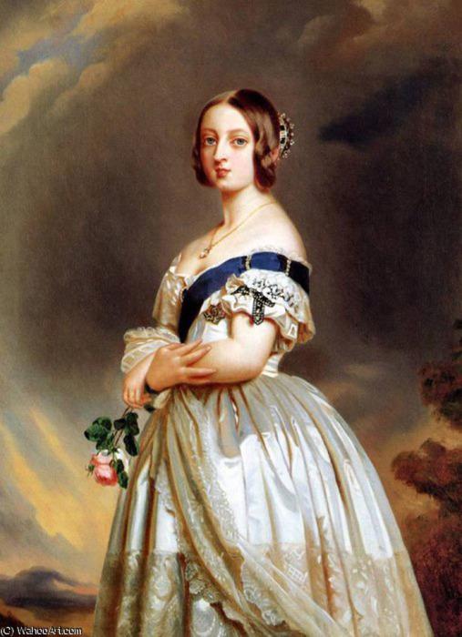 Как воспитывалась королева Виктория