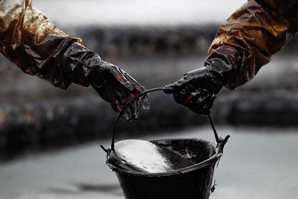 Интересные факты про нефть - чёрное золото