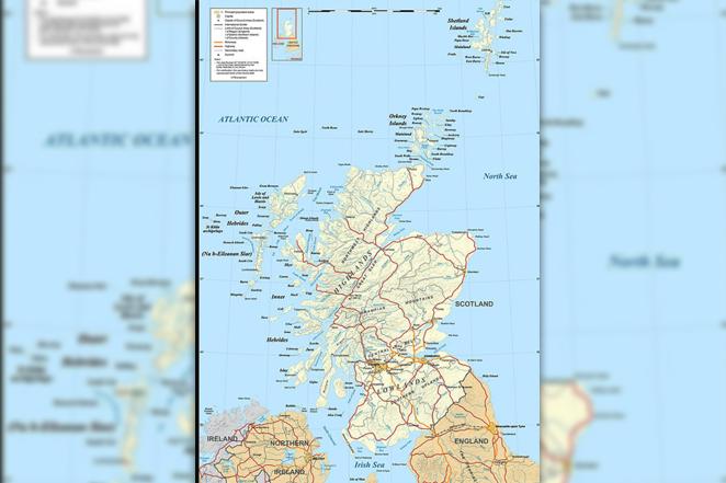 Любопытные факты о Шотландии