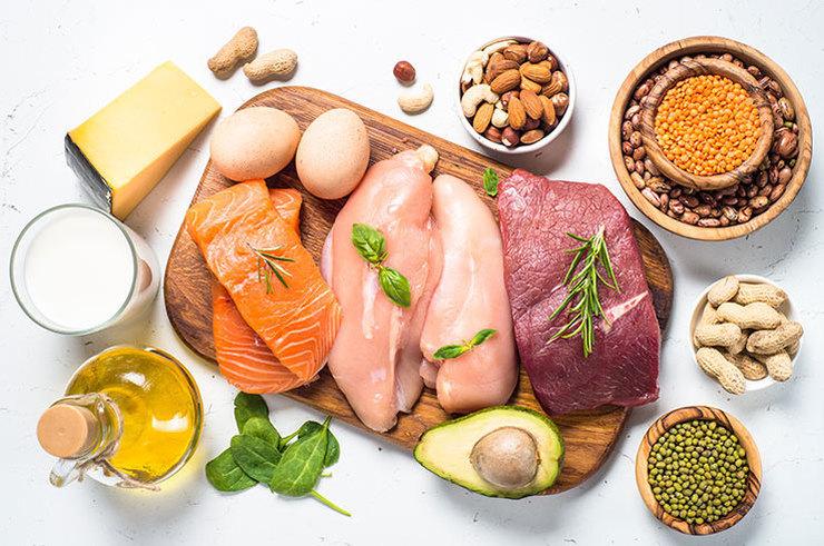 Признаки нехватки белка в организме