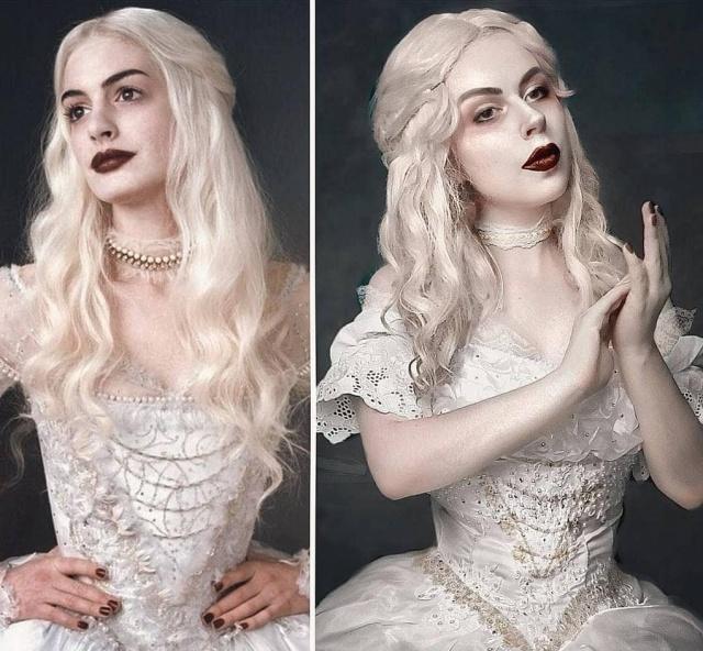 Российская косплеерша Юлия Гудкова удивляет своими образами