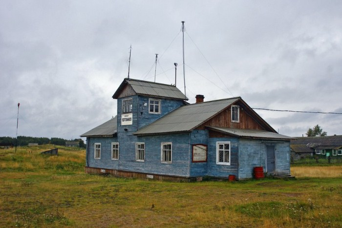 10 действующих деревянных аэропортов в России