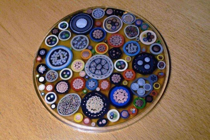22 предмета в разрезе, которые неожиданно красивы изнутри