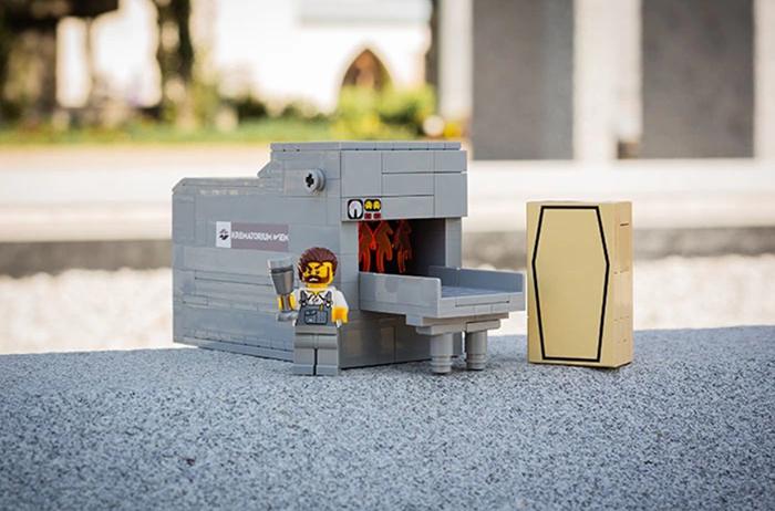 Конструкторы Lego с экскурсом в мир смерти