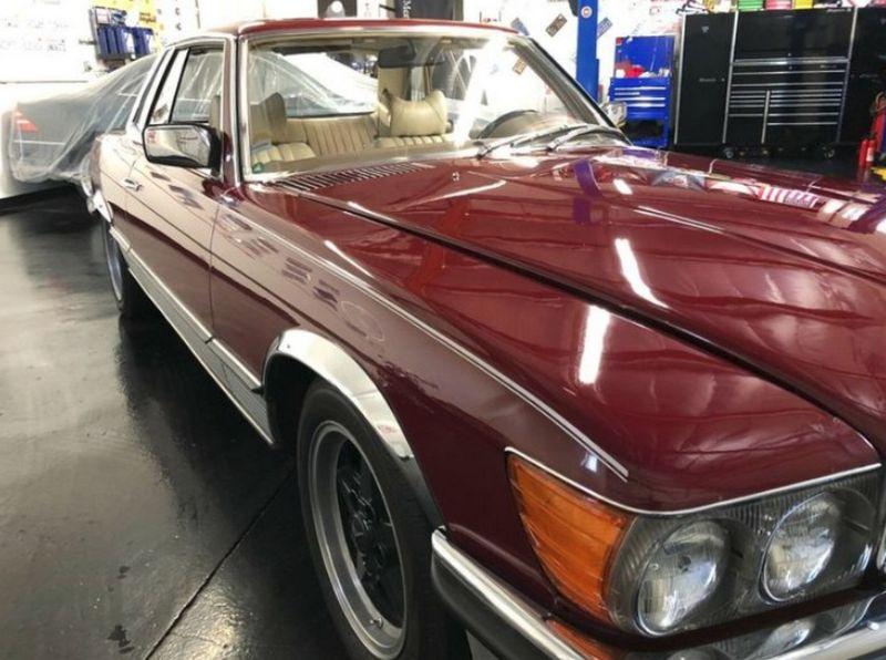 Mercedes в отличном состоянии был у одной хозяйки 42 года