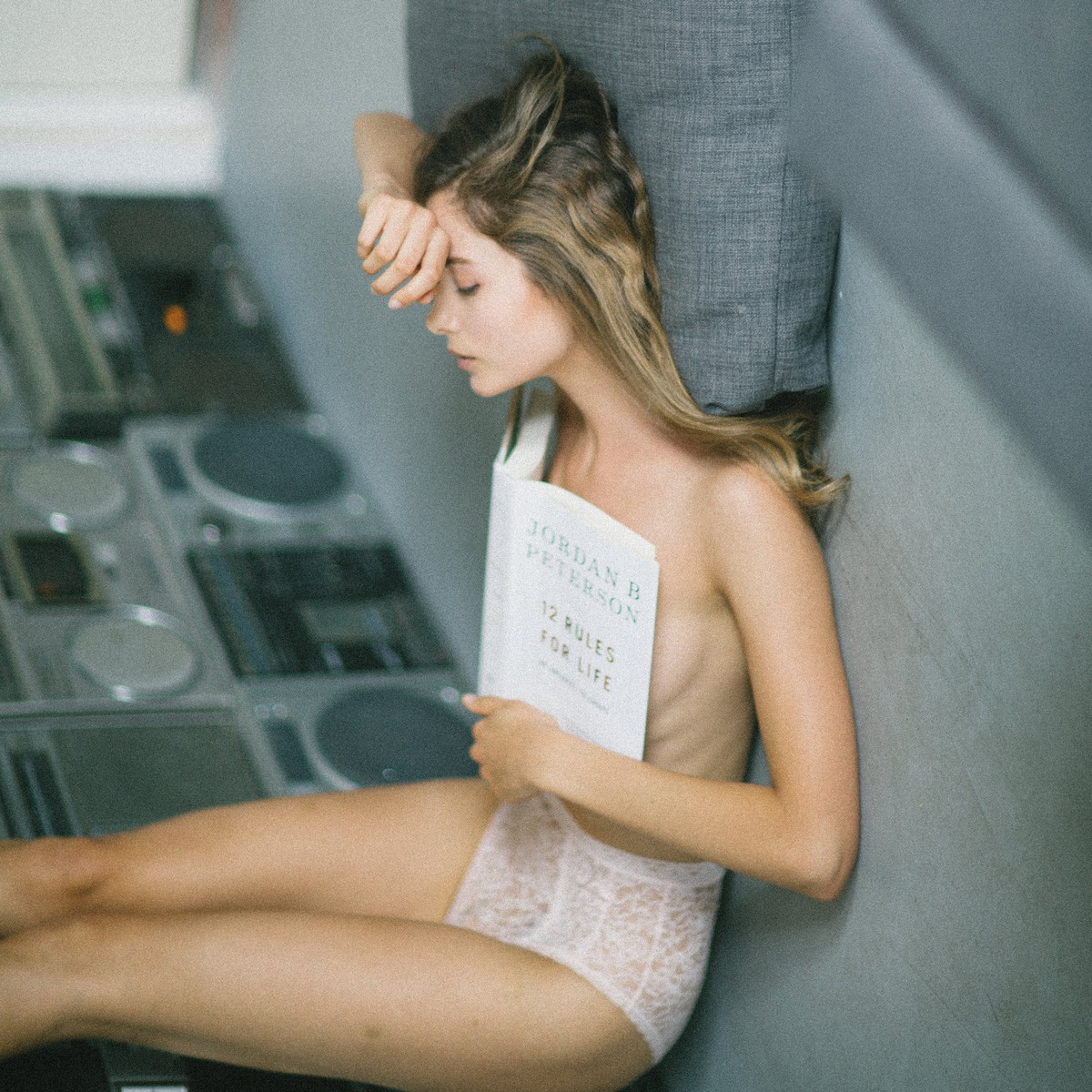 Чувственные фотографии девушек от Шайенн Беверли