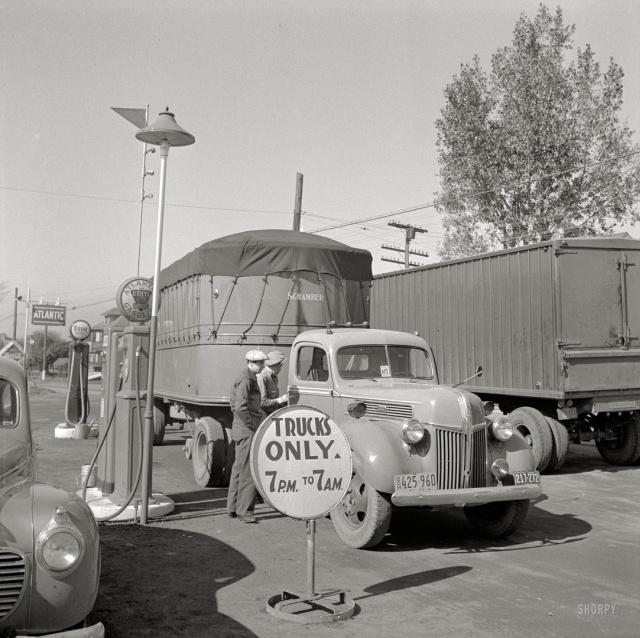 Винтажная Америка на архивных кадрах