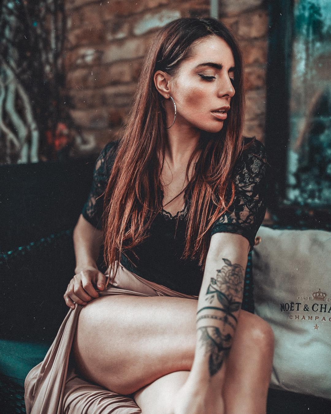 Альтернативная мода и модели на снимках Адама Кроу