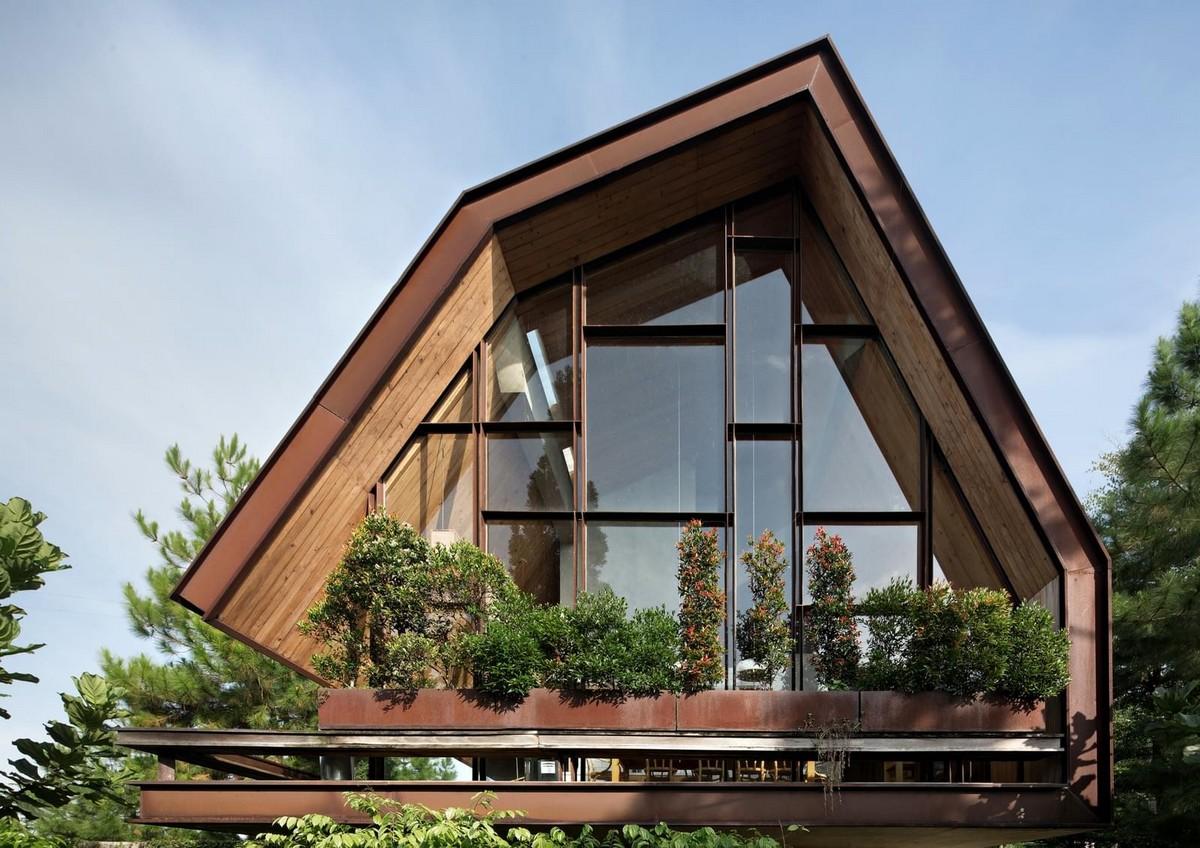 Частный дом выходного дня в Индонезии