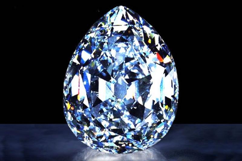 Какой самый большой алмаз в мире фото