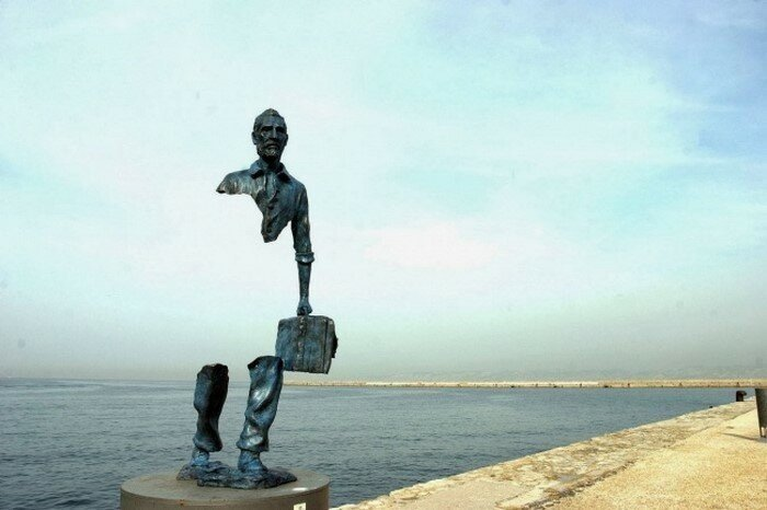 36 волшебных скульптур со всего мира