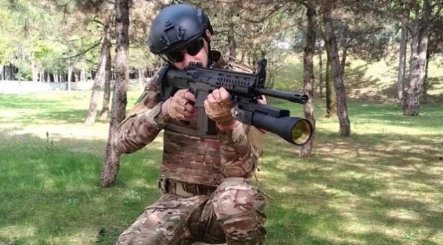 Турция показала новейшее лазерное оружие TUMOL