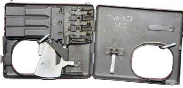 ТКБ-506 - необычный портсигар конструктора Игоря Стечкина