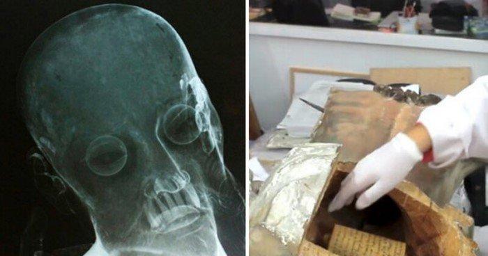 5 статуй, внутри которых таилось что-то странное