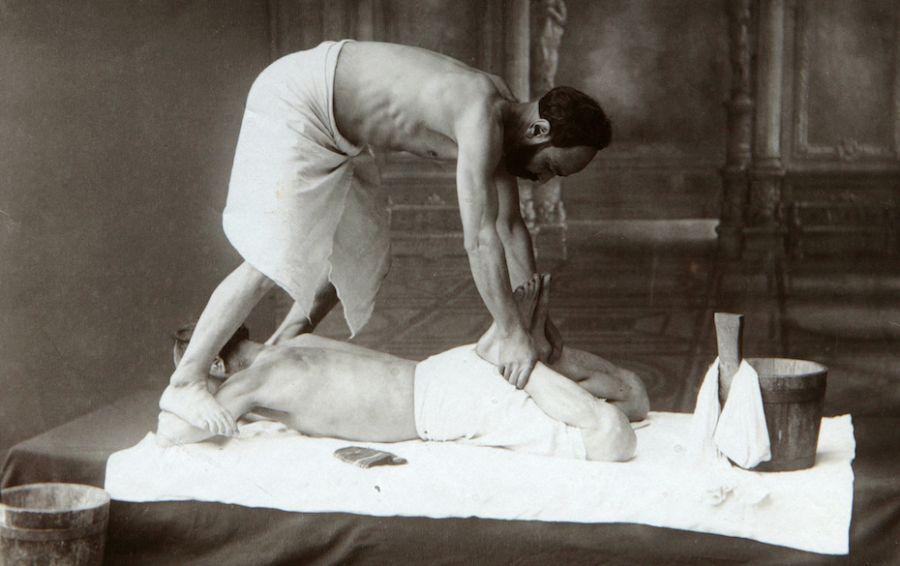 Почему стоит посетить тайский массаж