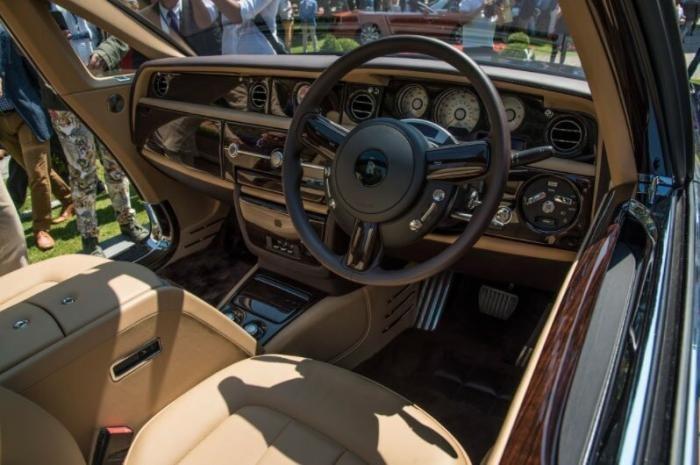 Rolls-Royce Sweptail 2017 – уникальное купе от роллс-ройс