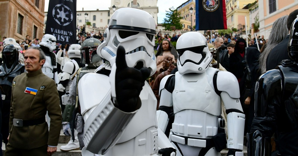 День Звёздных войн