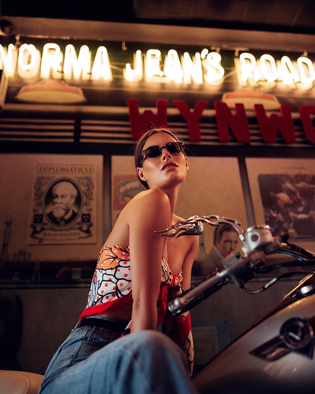 Фотографии моды и уличные портреты от Алехандро Гонсалеса