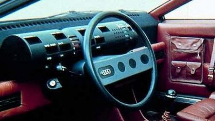 Концепт-кар Audi Karmann Asso di Picche