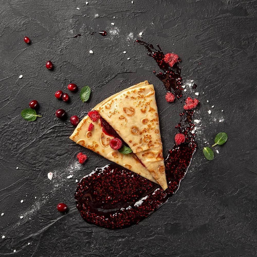 Творческие фотографии еды от Анатолия Васильева