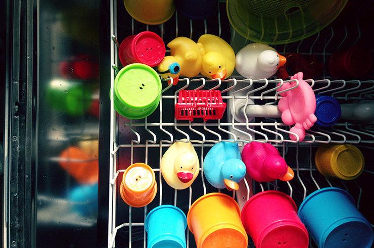 Несколько вещей, которые тоже можно мыть в посудомоечной машине