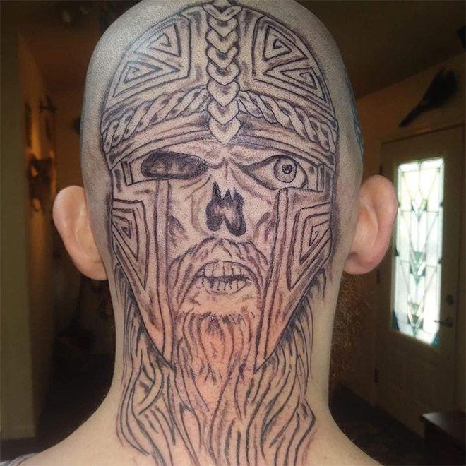 Они хотели сэкономить на татуировке