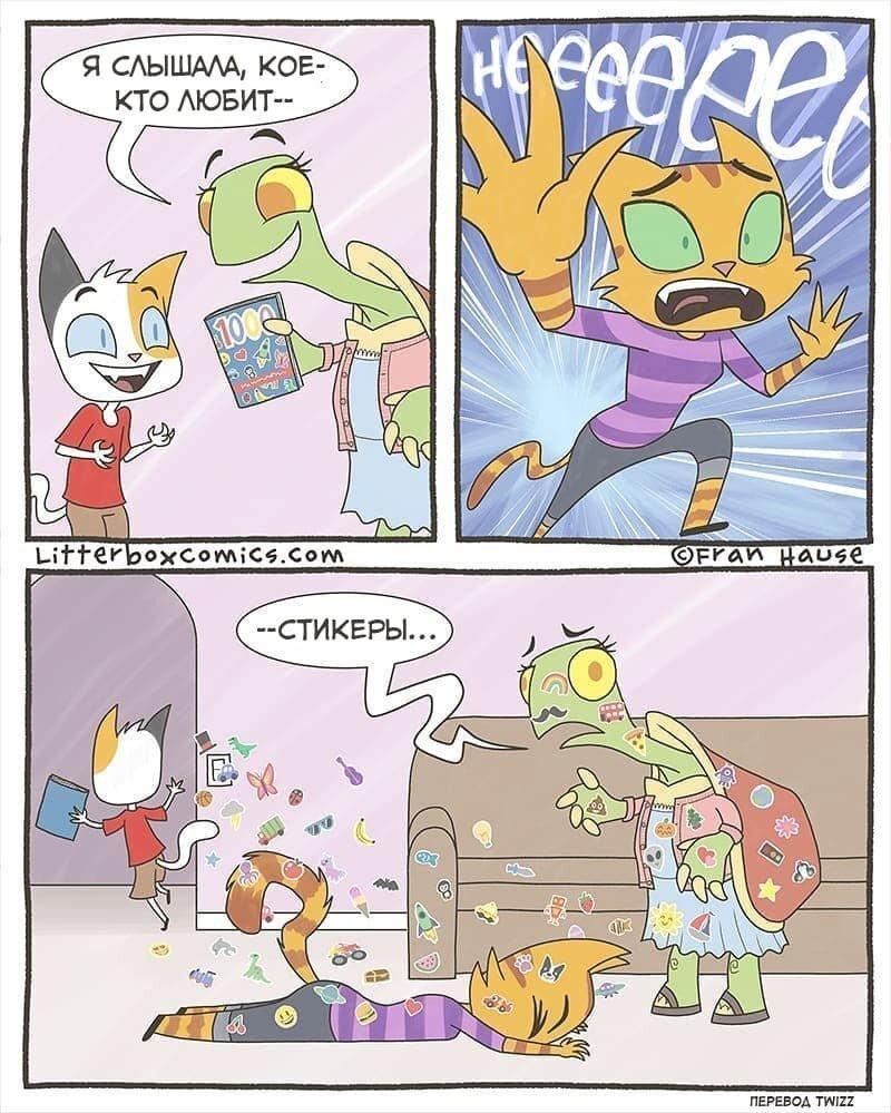 20 правдивых комиксов о воспитании детишек