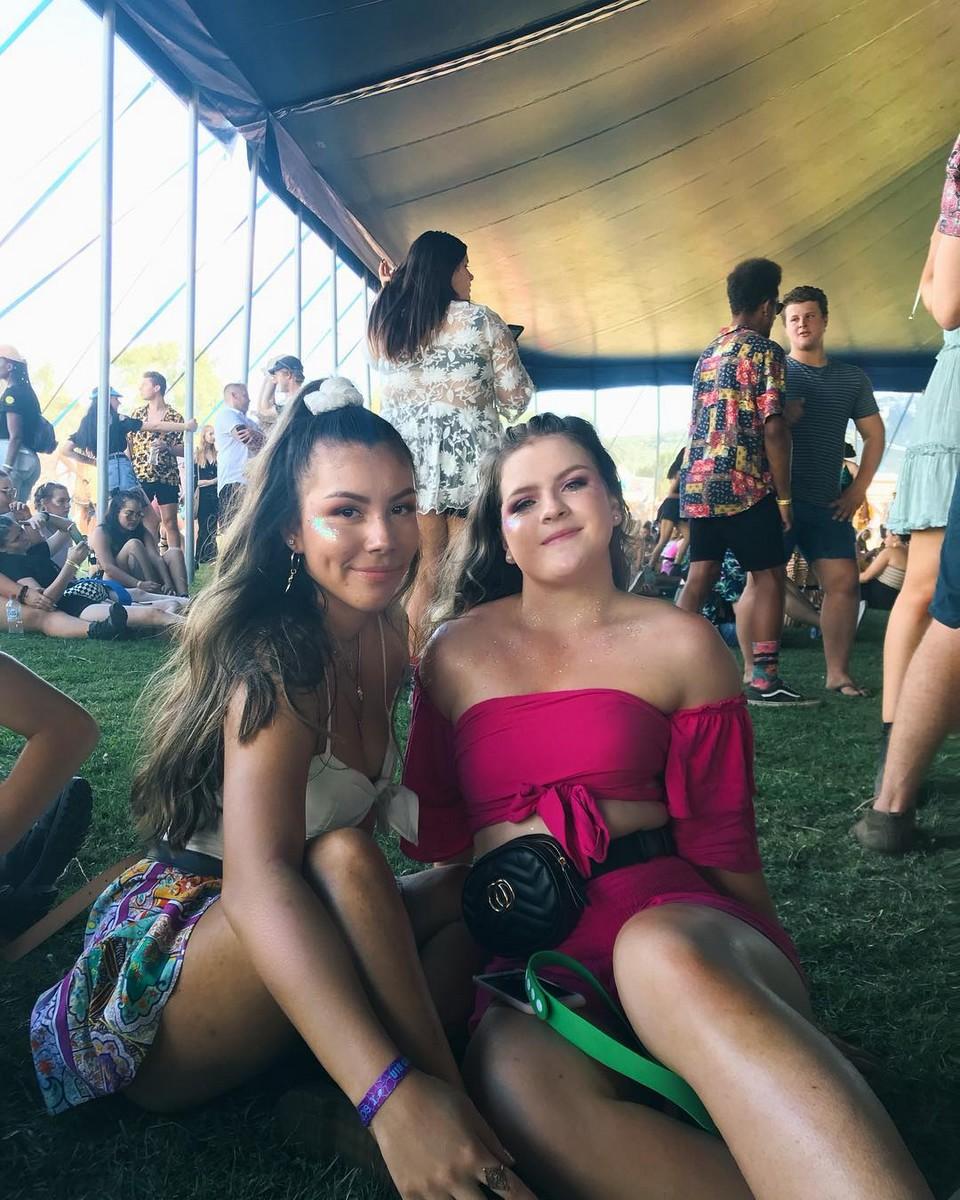 Музыкальный фестиваль Groovin The Moo в Австралии