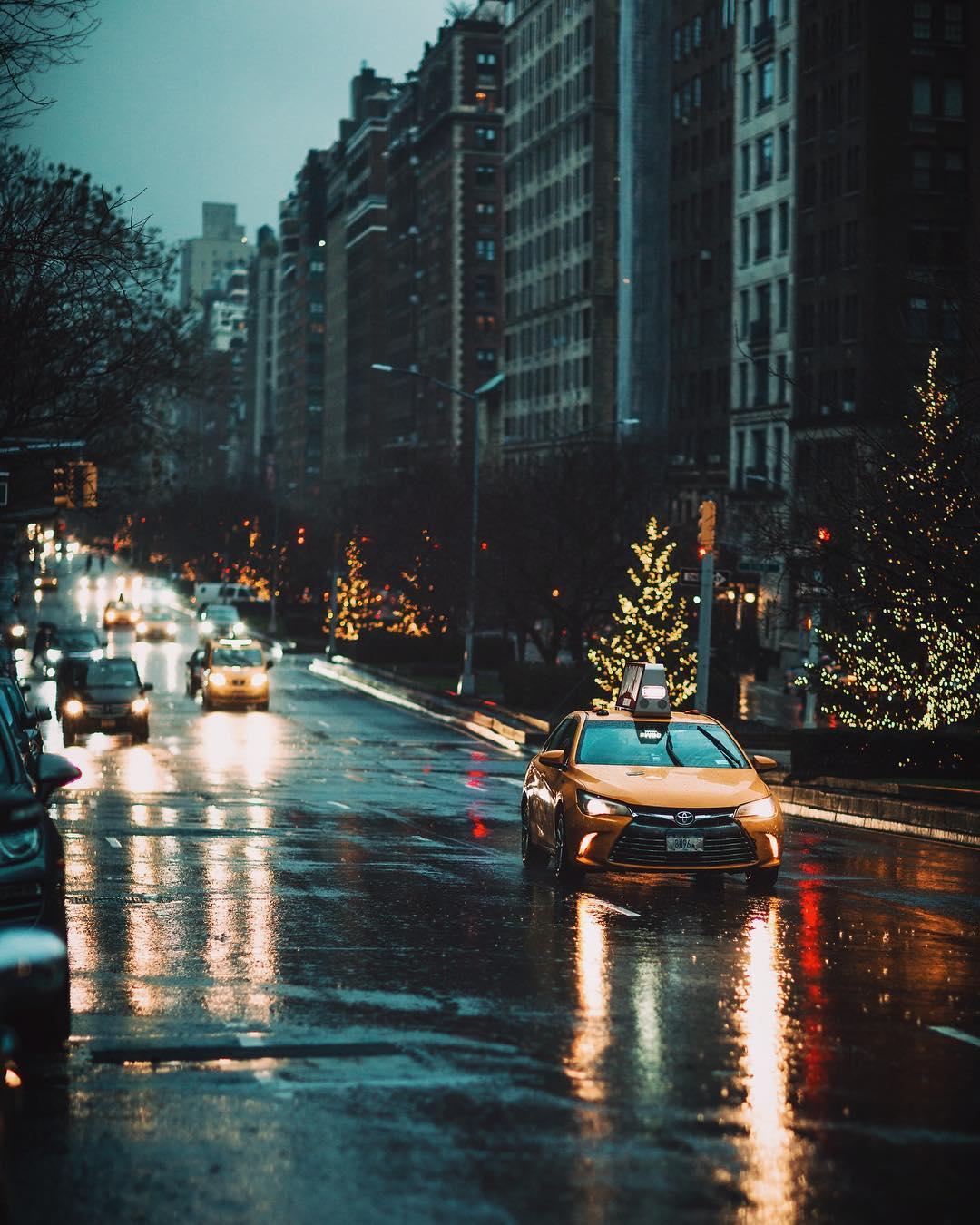 Потрясающие уличные снимки Нью-Йорка от Джейсона Ли