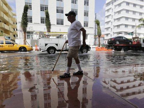 Города мира, которые скоро могут оказаться под водой