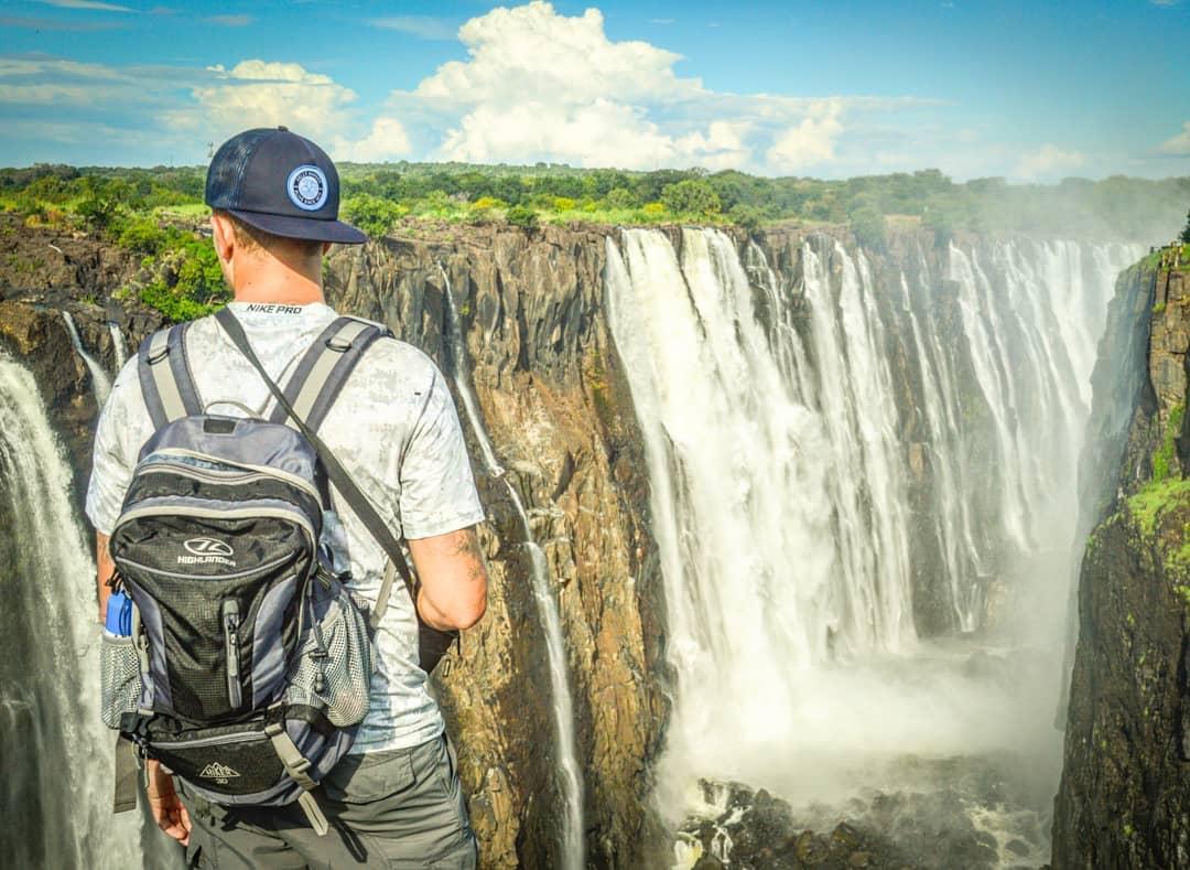 Пейзажи и путешествия Криса Овергаарда
