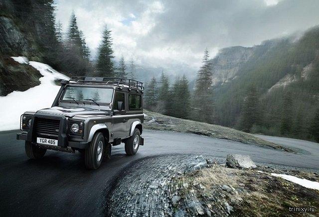 Top Gear выбрала 5 лучших автомобилей в истории