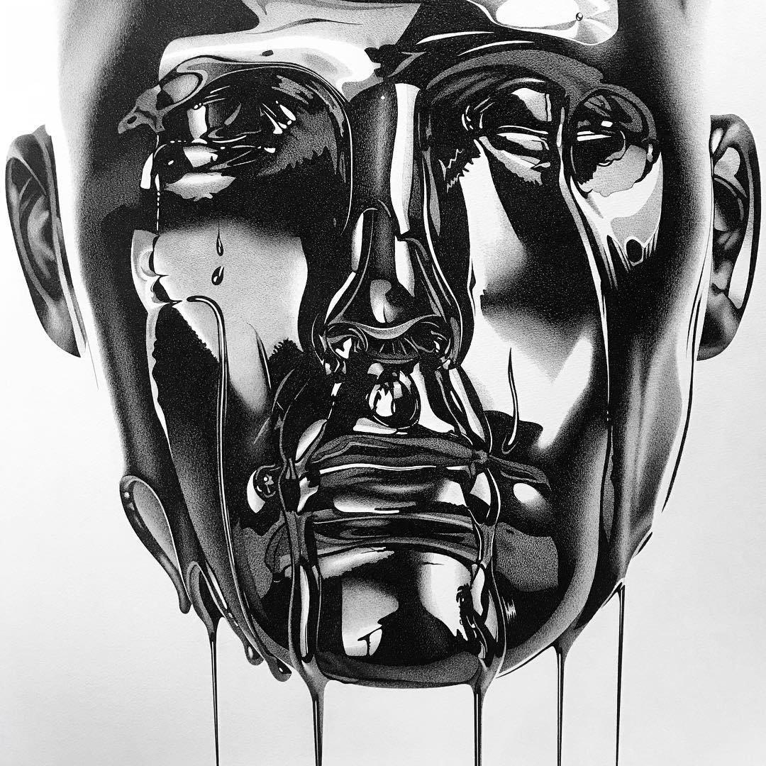Удивительные гиперреалистичные рисунки от Алессандро Пальи