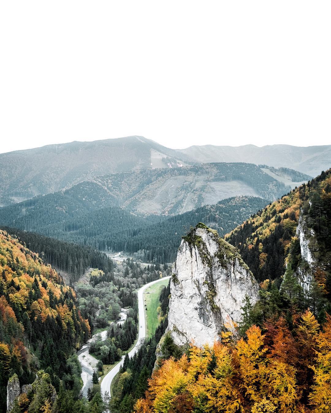 Захватывающие природные пейзажи от Томаса Ондрейка