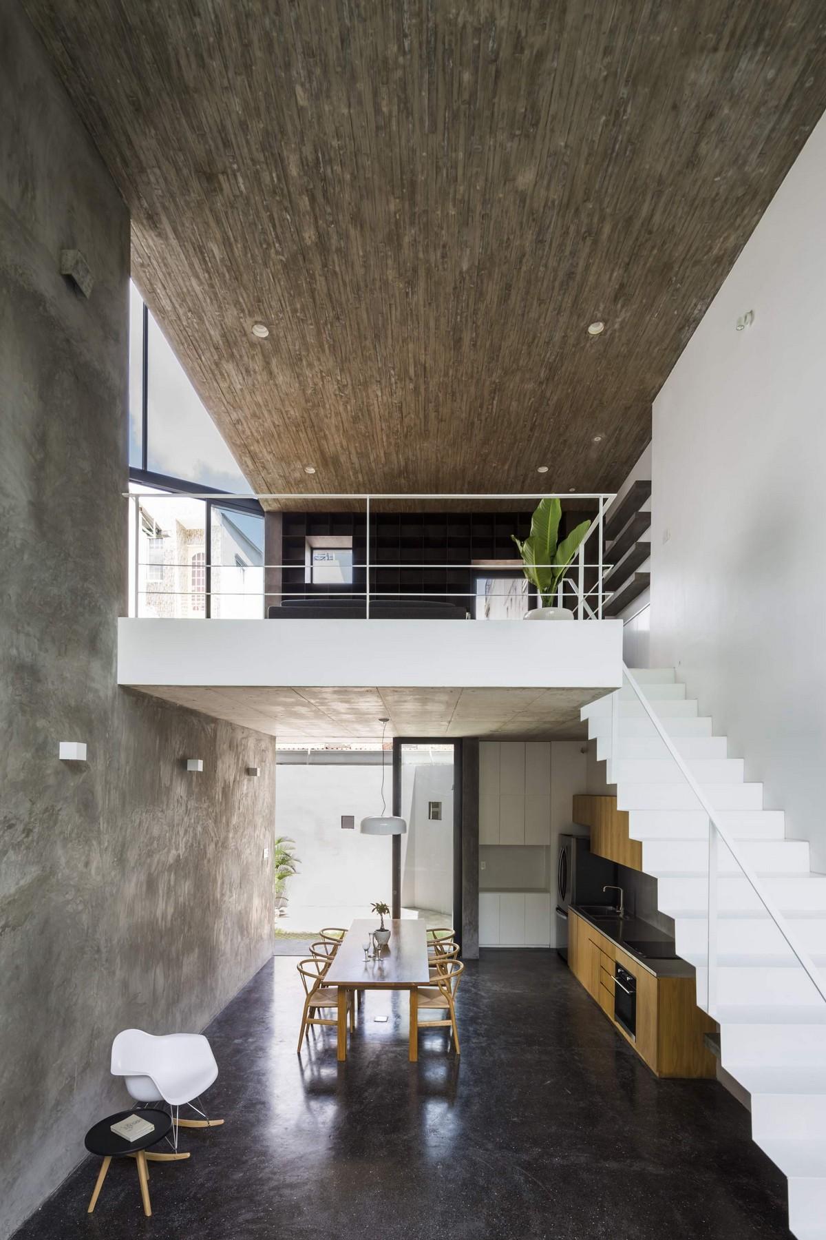 7 сторон бетонного дома во Вьетнаме