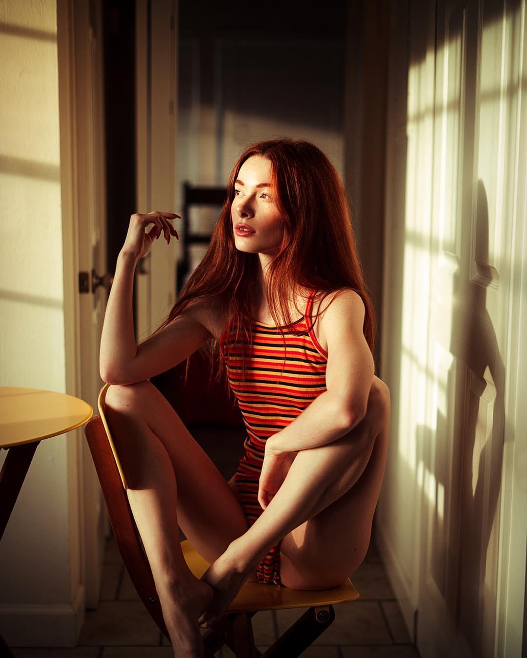 Чувственные снимки девушек от Рида Уолчла