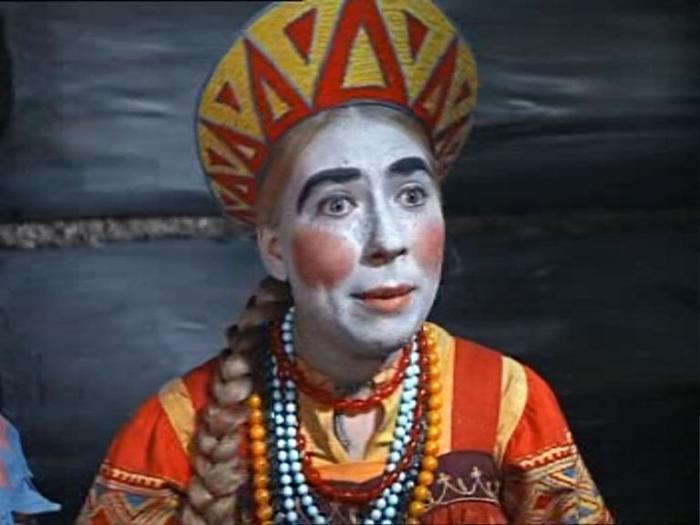 Макияж и декоративная косметика наших предков