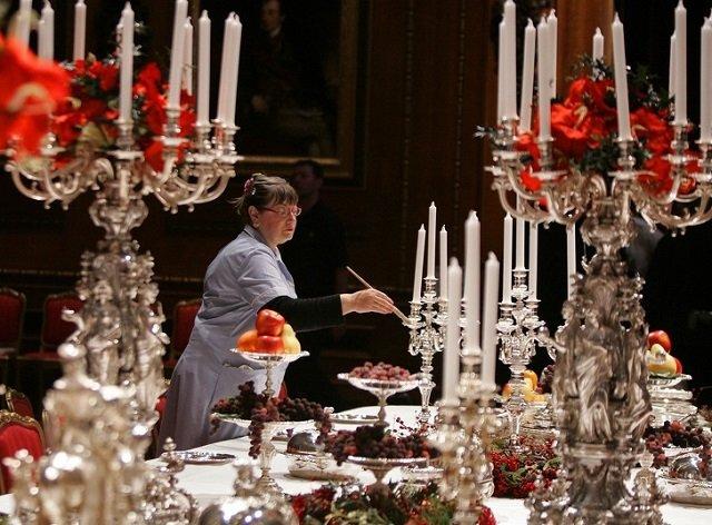 Самые необычные должности в Букингемском дворце