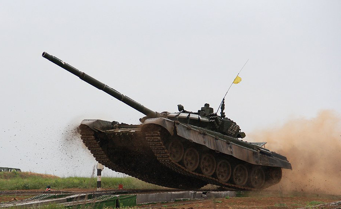 Главные танки российской армии