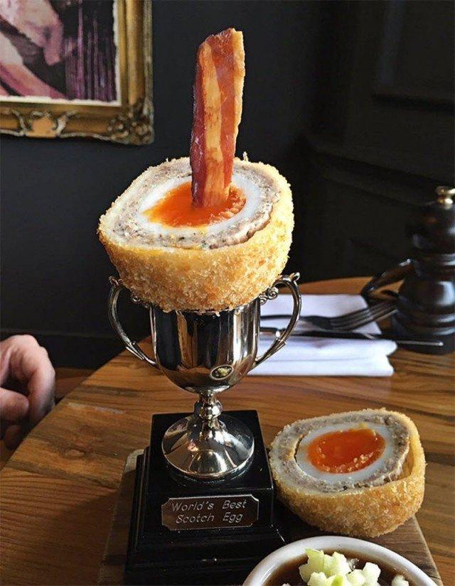 Когда рестораны заходят слишком далеко с креативной подачей блюд