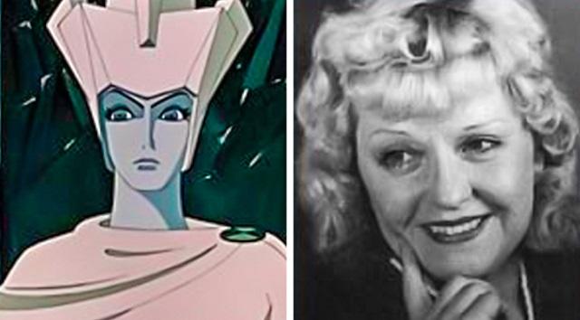 Прообразы знаменитых персонажей из советских мультфильмов