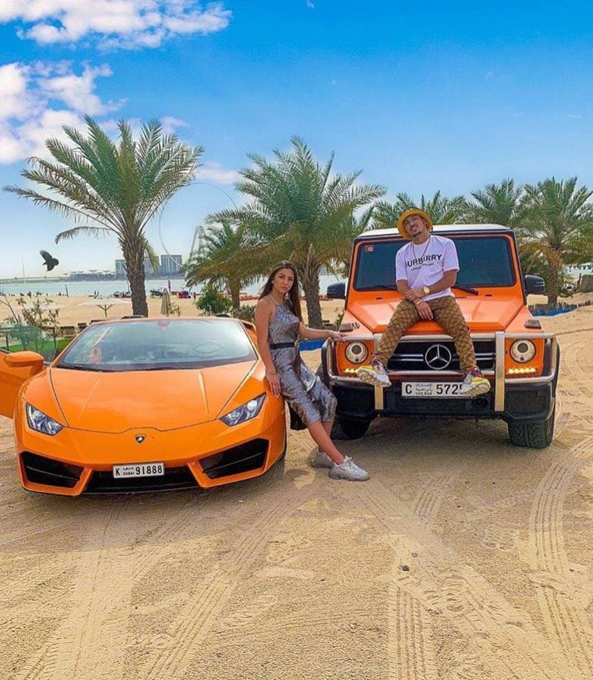 Богатые детки празднуют приход лета в Instagram