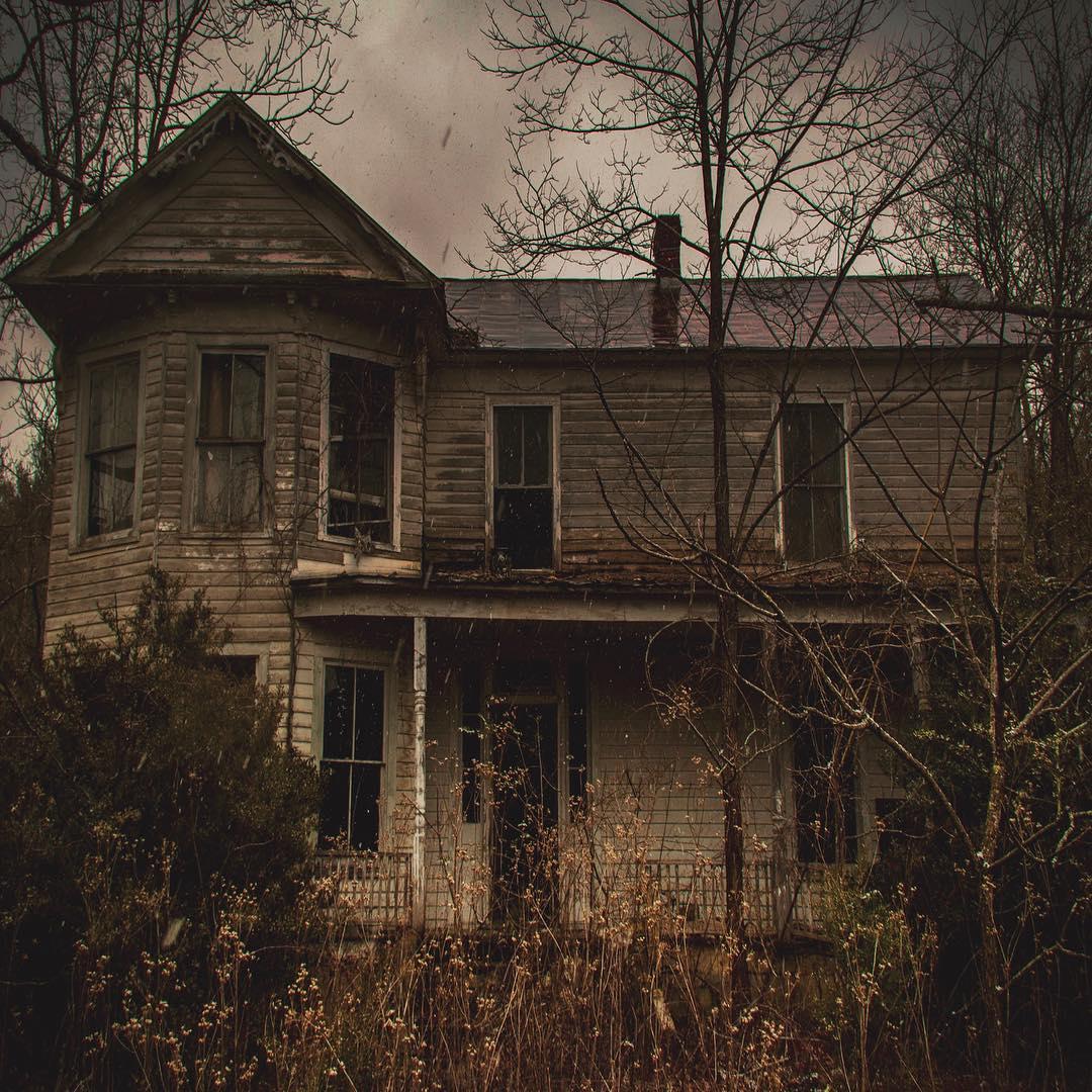 Красота заброшенной Вирджинии на снимках Джессики Доран