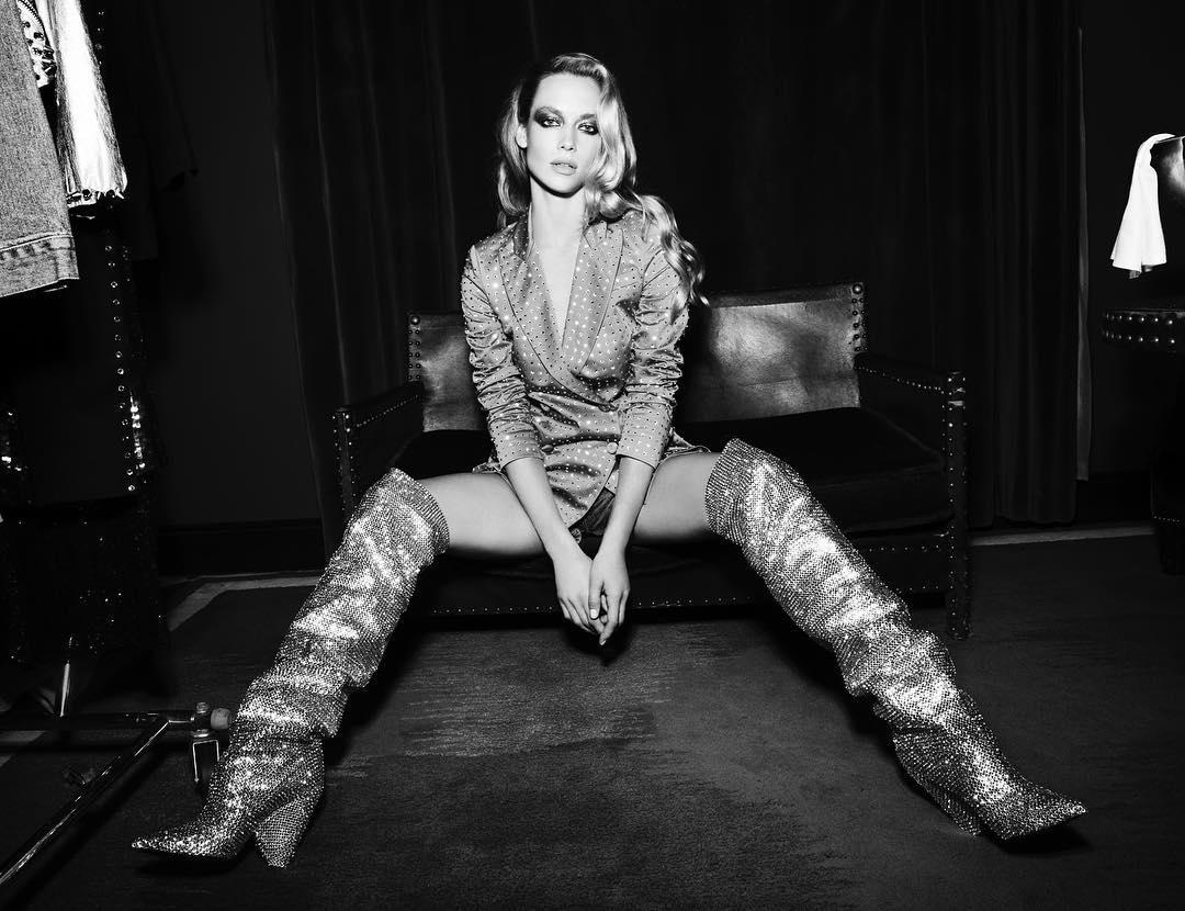 Мода и портреты девушек на снимках Макса Папендика