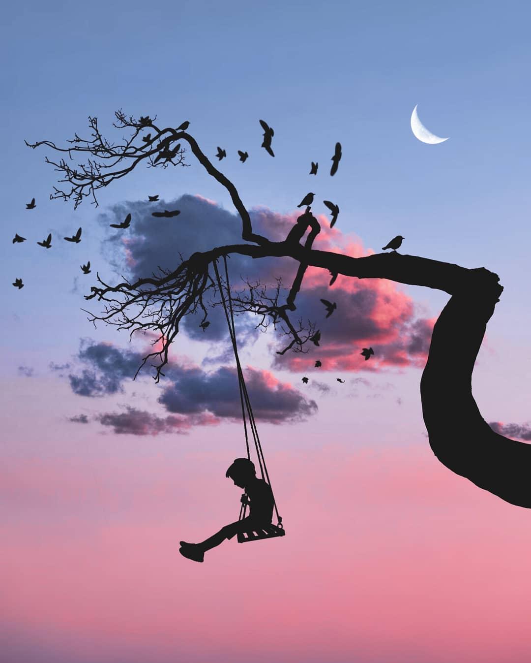 Сказочные фотоманипуляции от Абдуллы Эвиндара