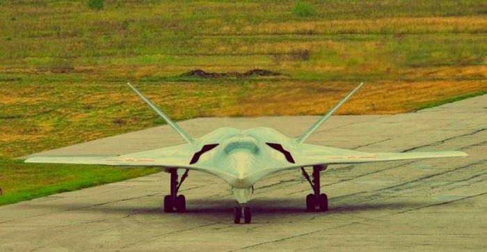 Российский ядерный бомбардировщик нового образца ПАК ДА