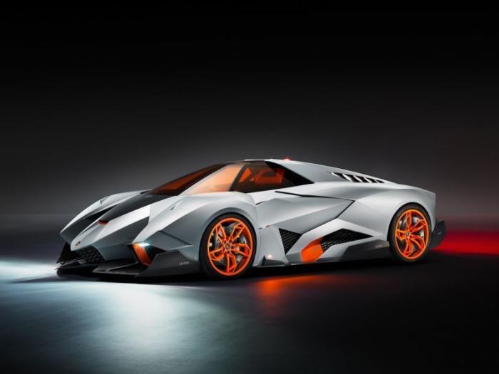 Модели Lamborghini, которые назвали не в честь корриды и быков