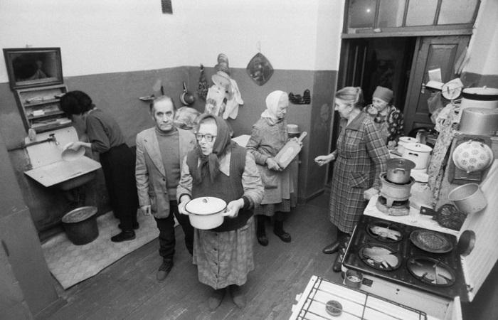Негласные законы жизни в советских коммуналках