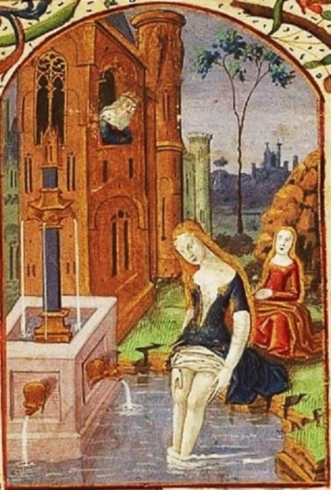 О санитарном кризисе Средневековья