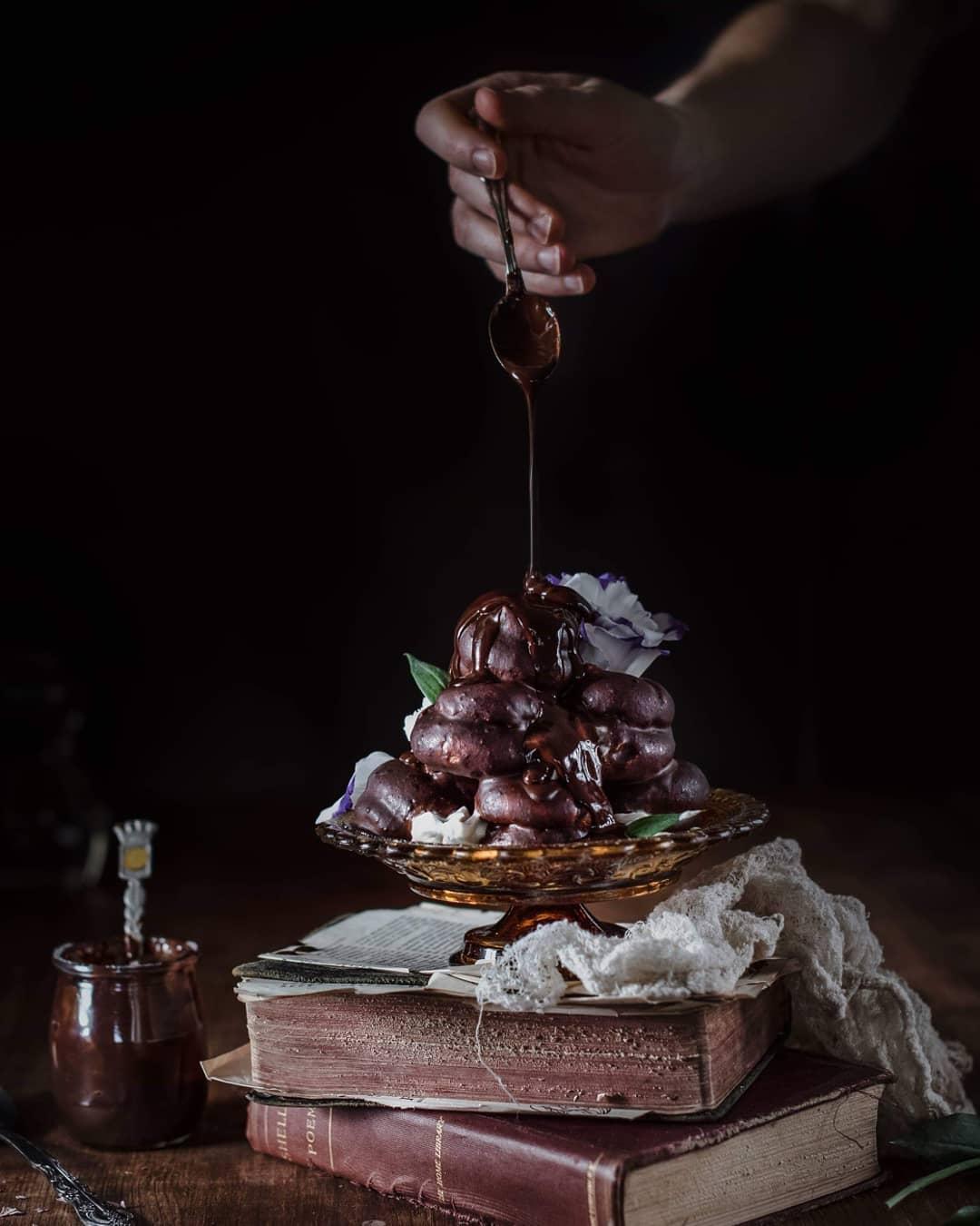 Аппетитные фотографии еды от Дианы Орга